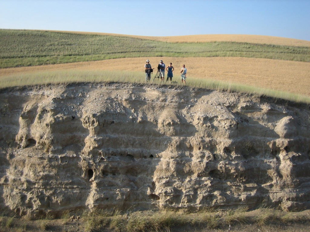 Loess Hill in Central WA