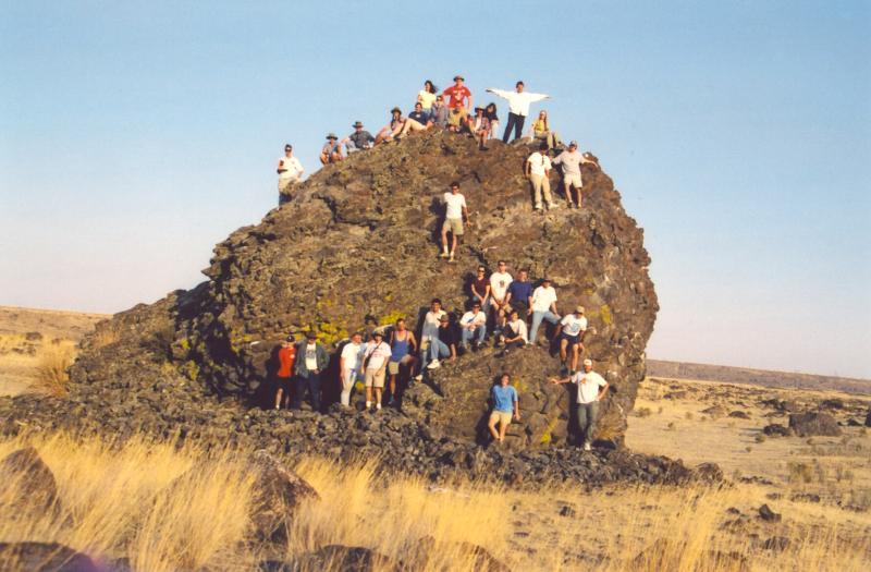 Image result for huge erratics found in channelled scablands
