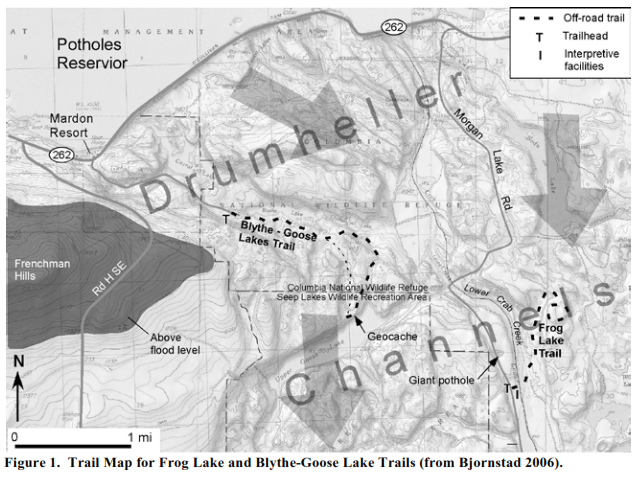 Drumheller Channels – Ice Age Floods Institute